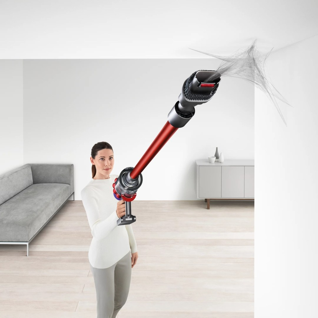 Refurbished by Dyson, Dyson V10 Motorhead Cordless Vacuum Cleaner | Red