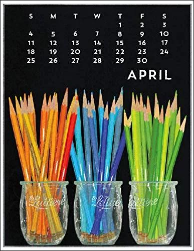 linnea design 2021 poster wall calendar 11 x 14 inches art by johanna riley