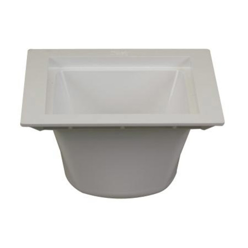 proflo pf42855 12 x 12 pvc floor sink