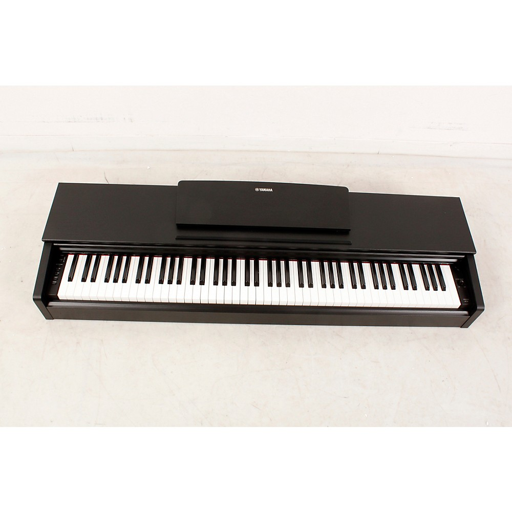 Yamaha Arius Ydp 143 88 Key Digital Console Piano With Bench Level 2 Black Walnut 888365999944 Walmart Com Walmart Com