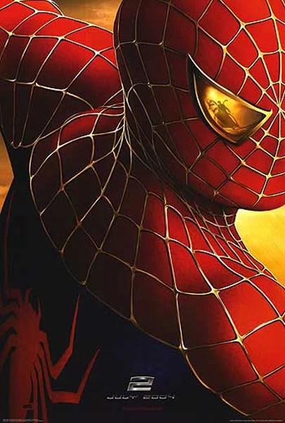 spider man 2 marvel movie poster print advance style profile spiderman size 27 x 40