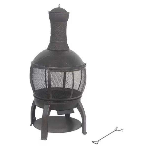 Shinerich Cast Iron Wood Burning