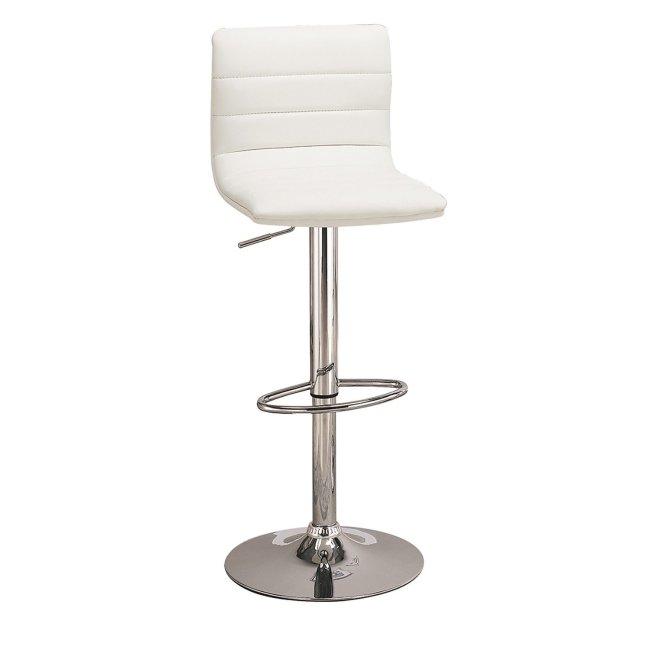 Coaster Furniture 42 in. Armless Adjustable Bar Stool - Set of 2