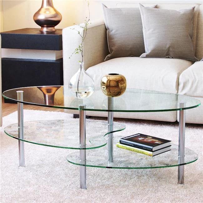 glass coffee tables walmart com