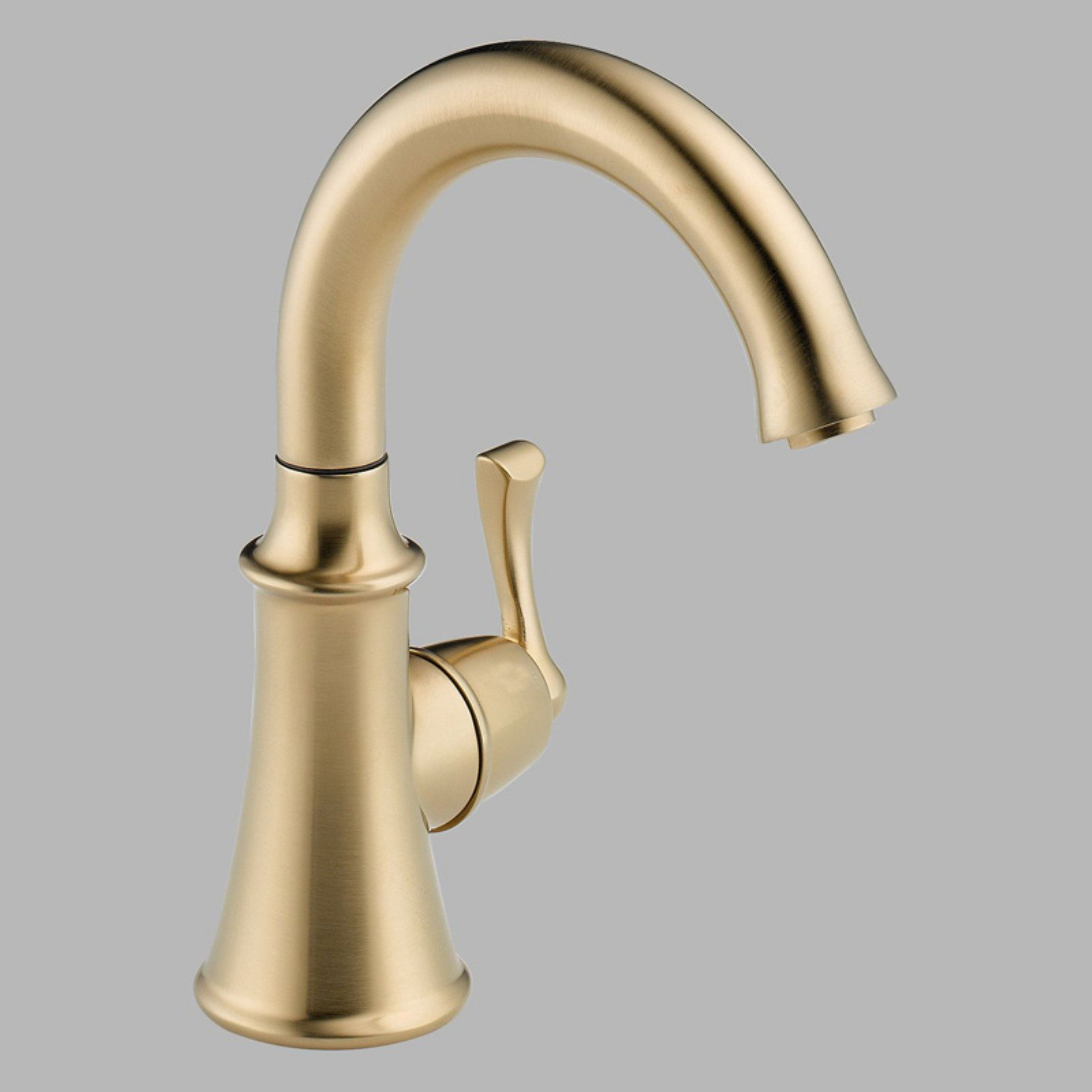 delta traditional beverage faucet champagne bronze
