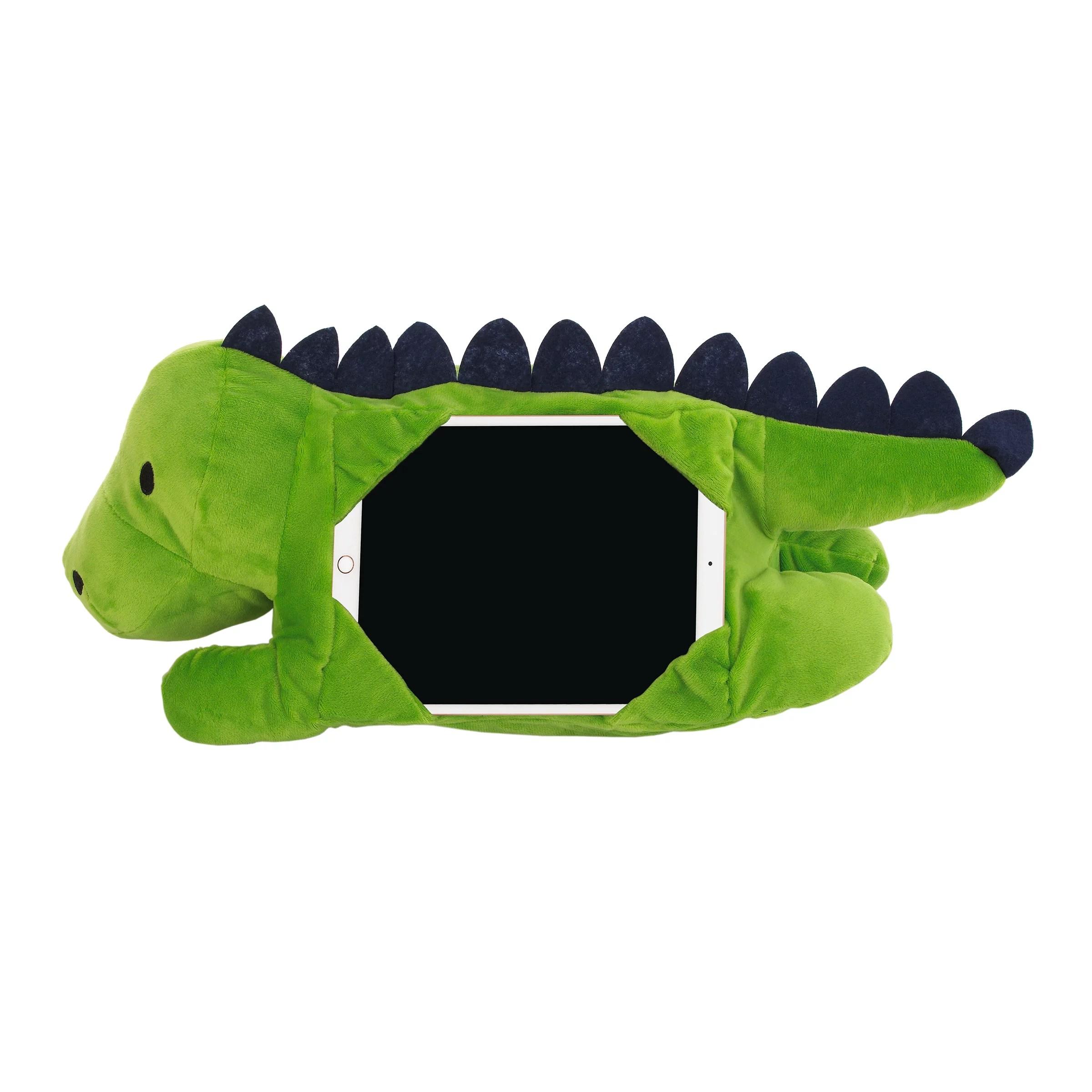 everything kids dinosaur decorative shaped tablet pillow 7 5 x 19 walmart com