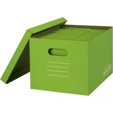 Fellowes Decorative Bankers Box Basic Strength Letter