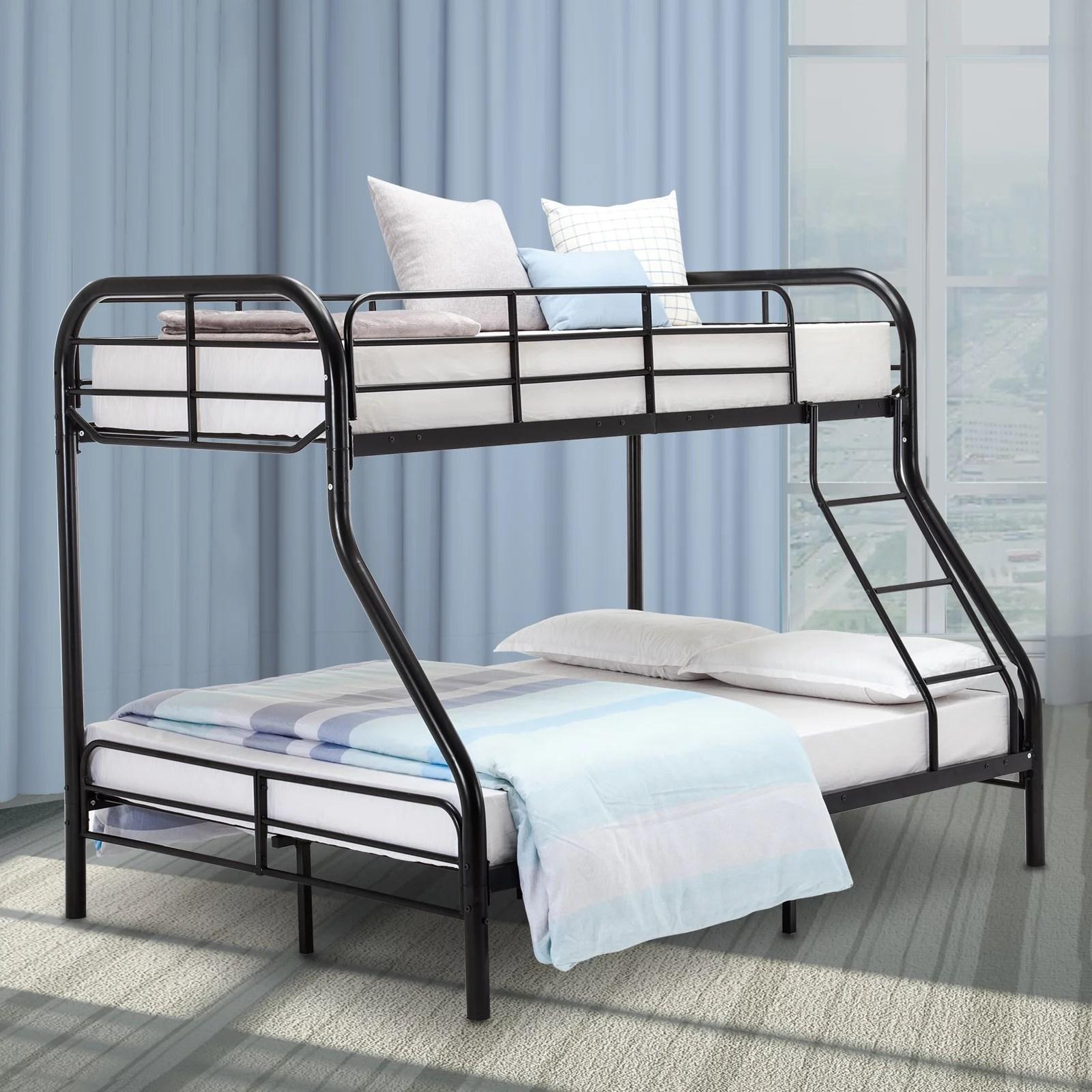 Walmart Bunk Beds Twin Over Full Novocom Top