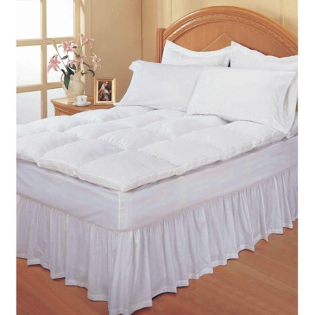 Pur Luxe Dreamy Nights Fiberbed Mattress Topper