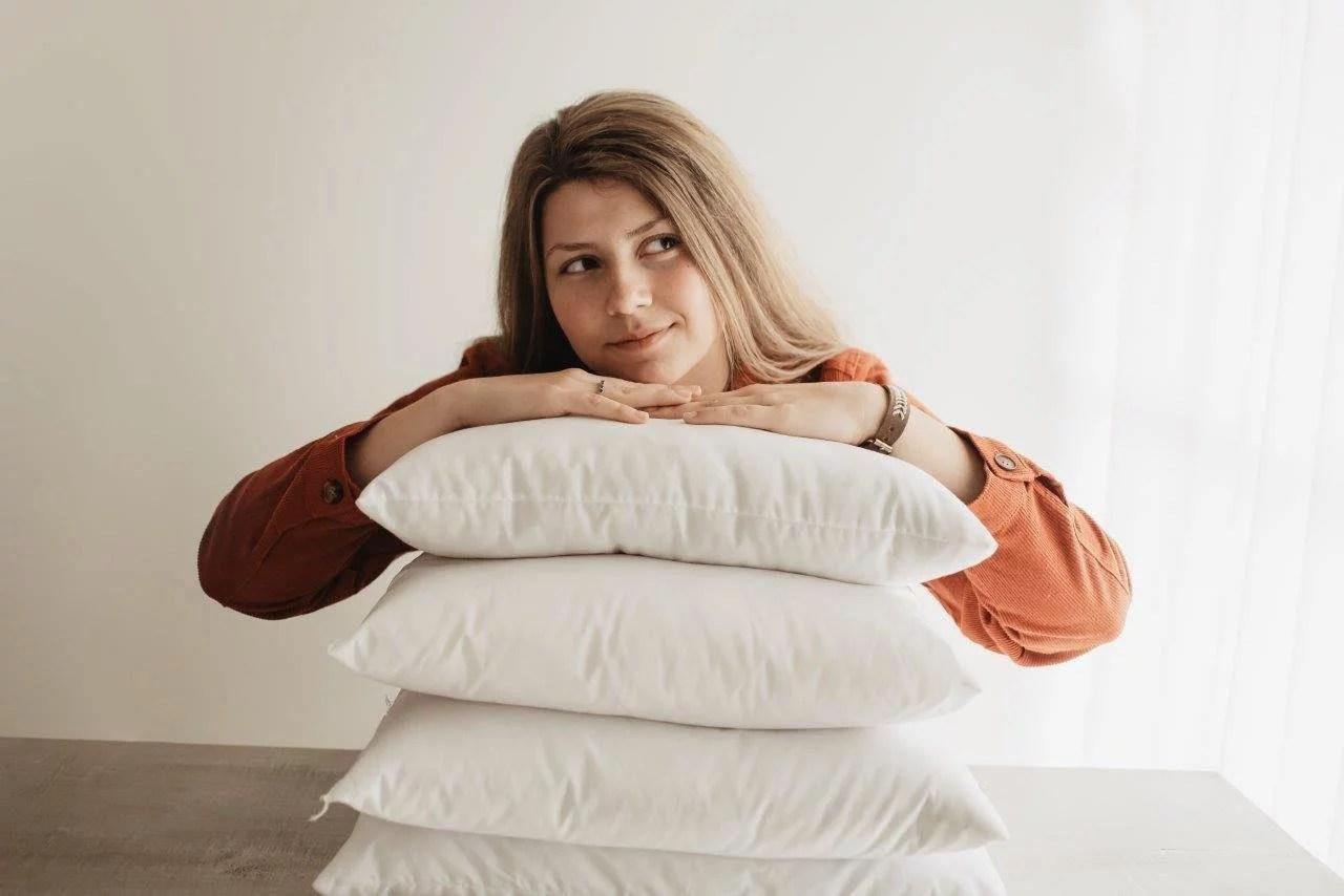 soft beige cotton pillow cover 5x5 6x6 8x8 10x10 12x12 14x14 16x16 18x18 20x20 22x22 24x24 size
