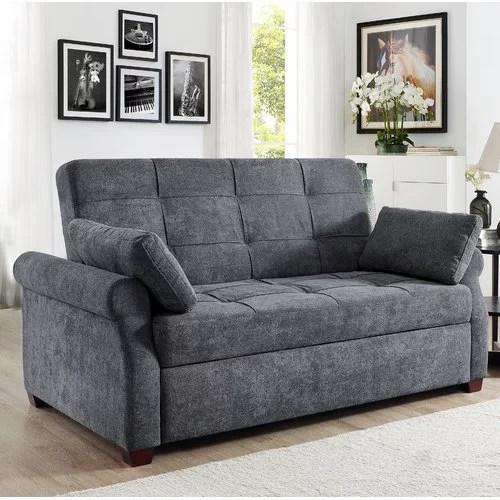 serta haiden queen sofa bed gray