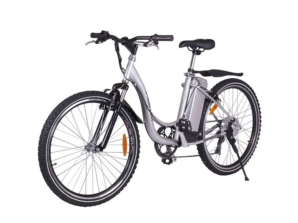 Mountain Bikes At Outdoor Realm