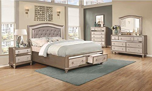 https www walmart com ip coaster bling game 4 piece queen storage bedroom set metallic platinum size eastern king 401108102
