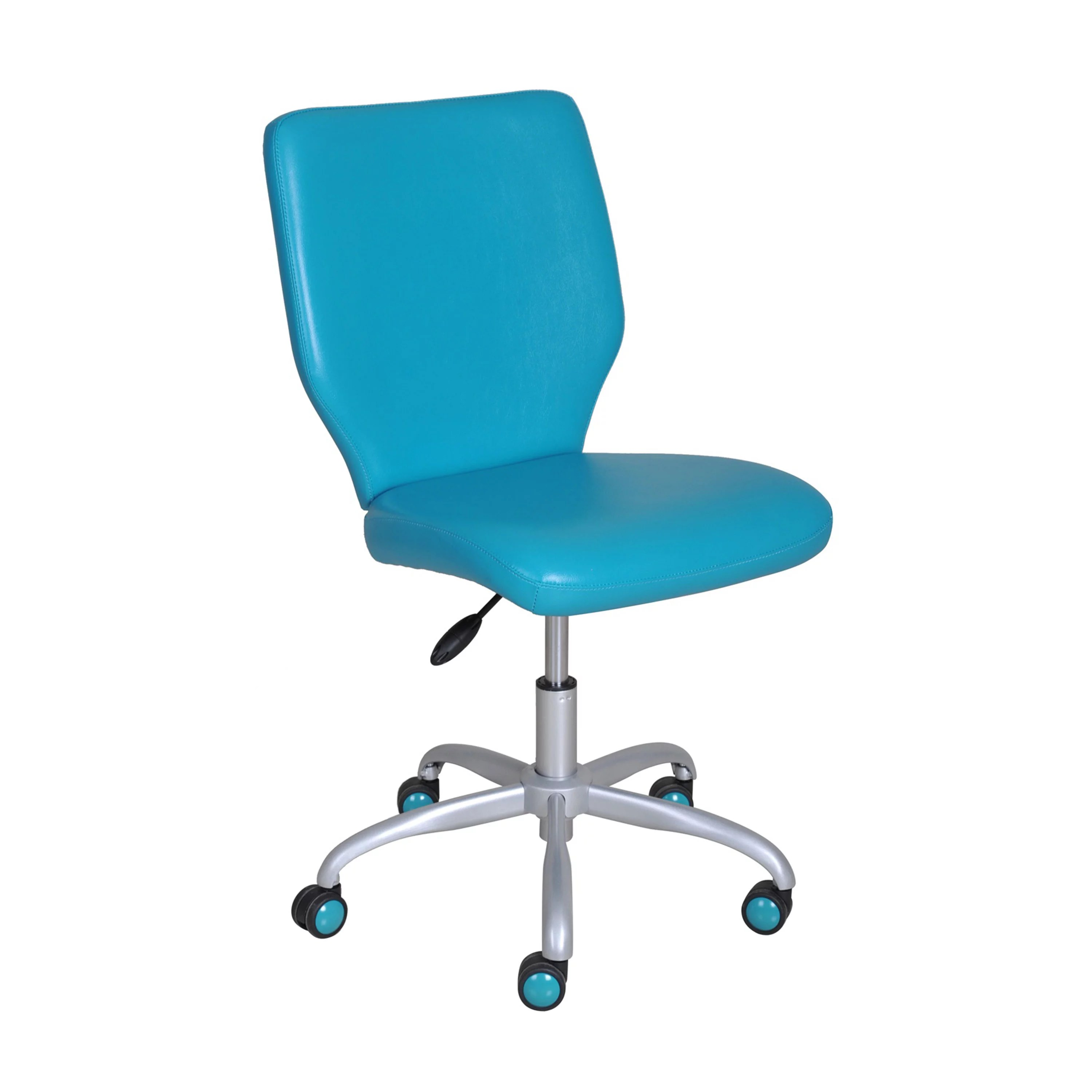 Mainstays Office Chair With Matching Color Casters Adjustable Multiple Colors Walmart Com Walmart Com
