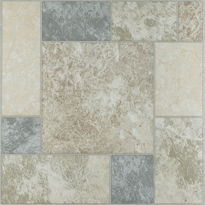 achim nexus 12 x12 1 2mm peel stick vinyl floor tiles 20 tiles 20 sq ft marble blocks