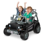 Power Wheels Jeep Wrangler Willys Ride On Vehicle Walmart Com Walmart Com