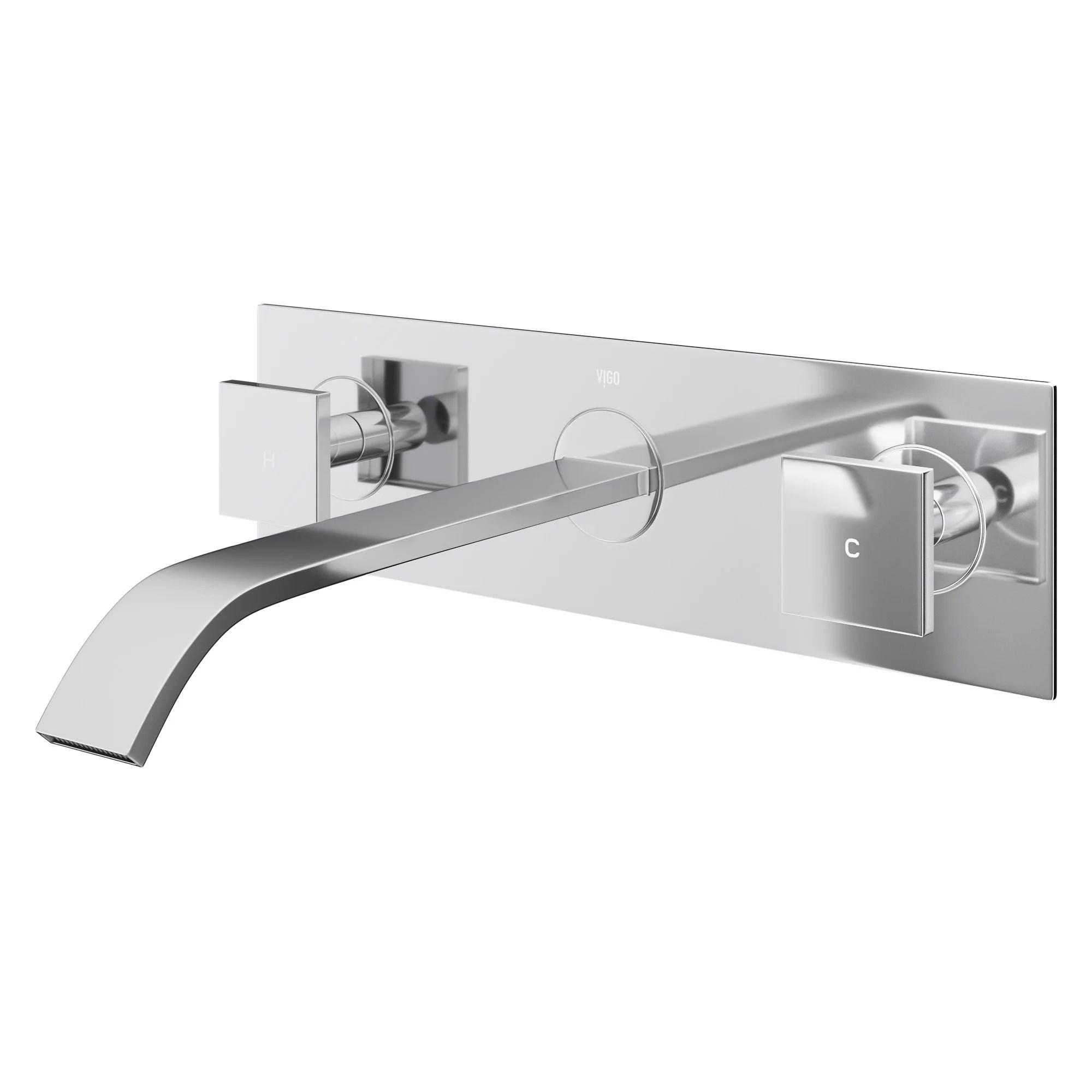 vg05002 wall mount bathroom sink faucet