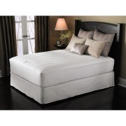 Sunbeam Non Woven Thermofine Heated Electric Mattress Pad Queen King Sizes
