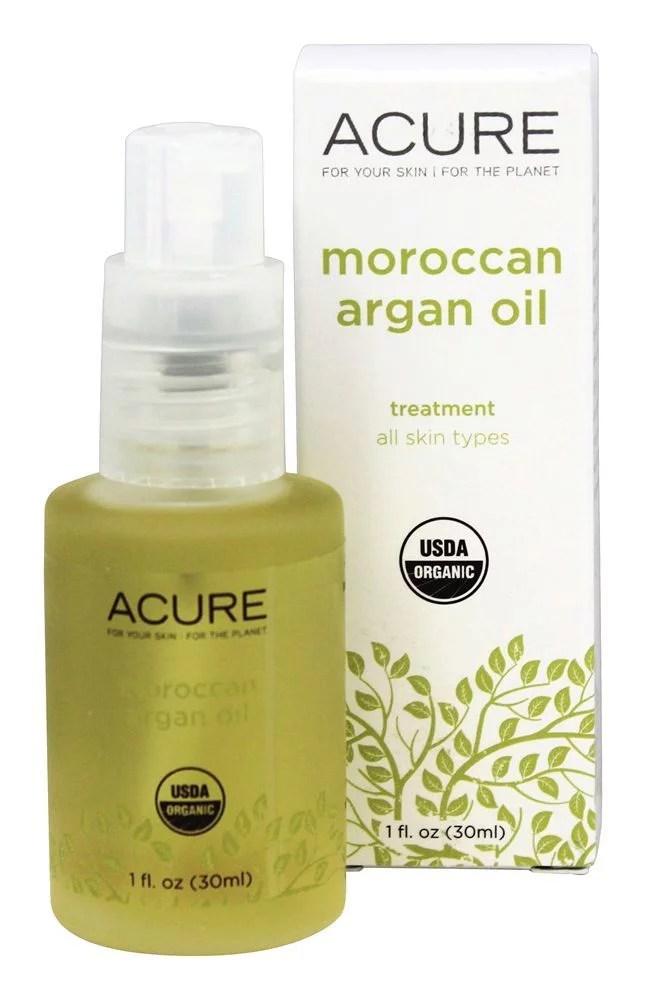 ACURE - Moroccan Argan Oil - 1 oz.