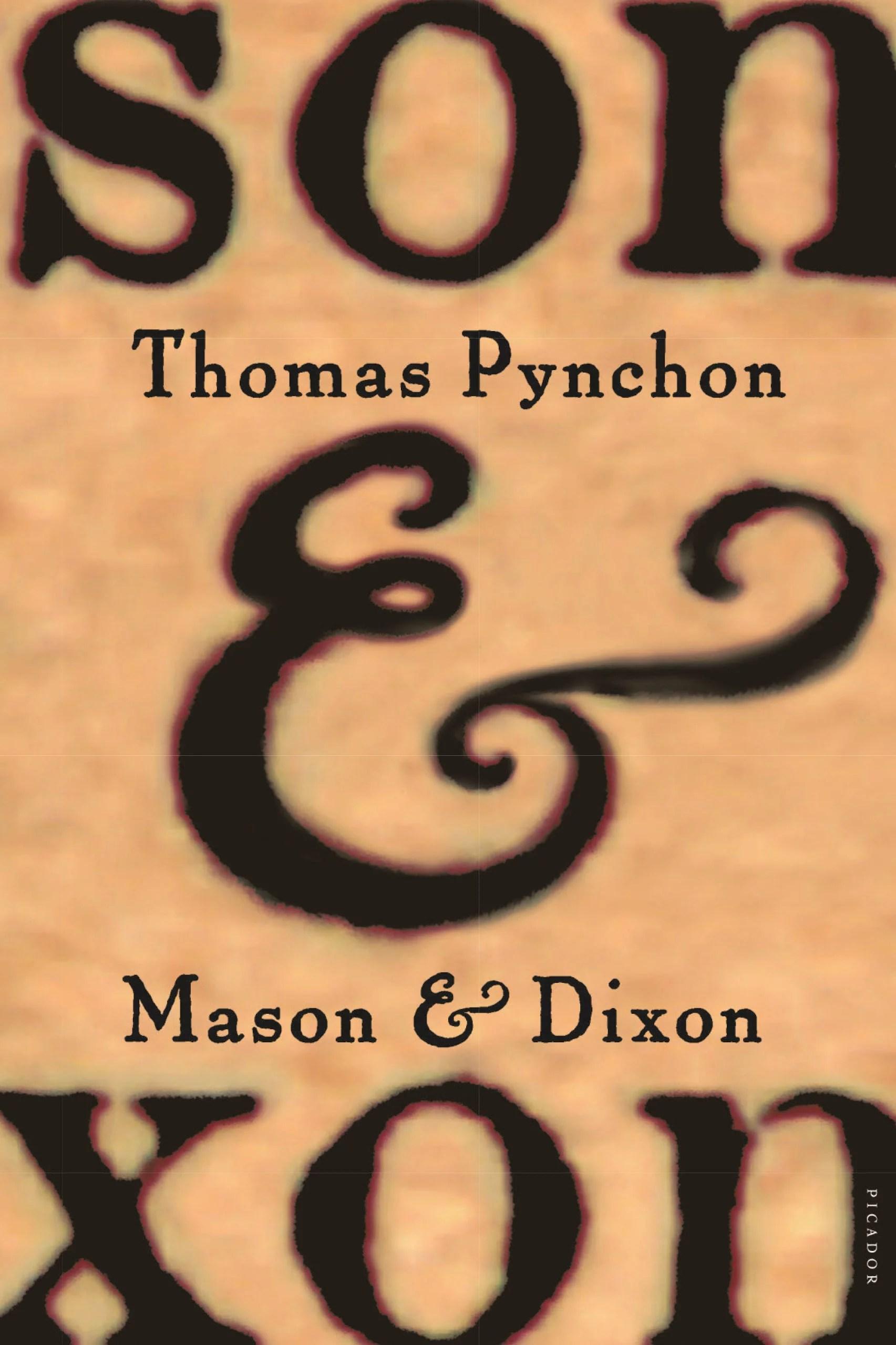 Mason & Dixon : A Novel