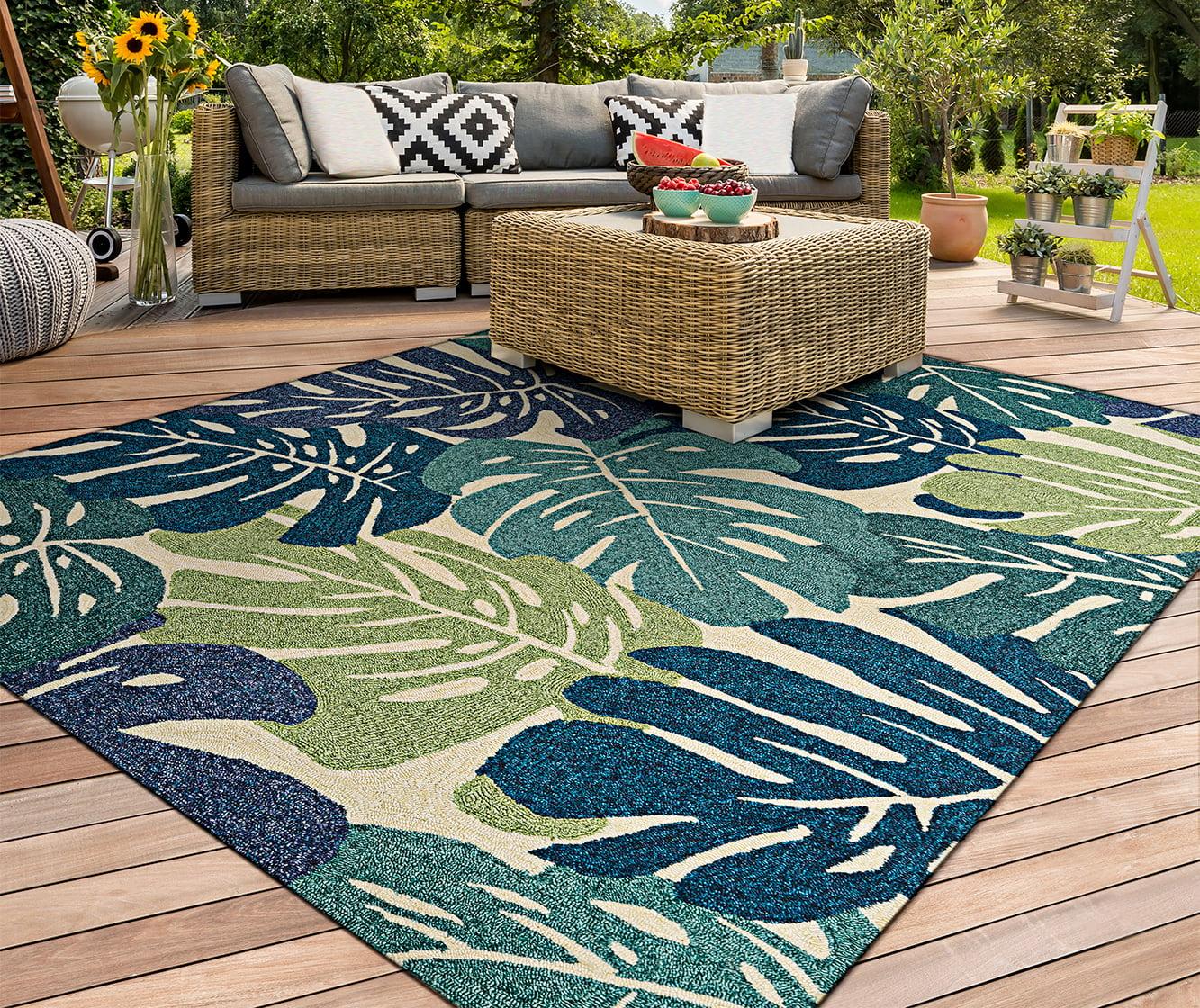 outdoor rugs 5 x 8 walmart com
