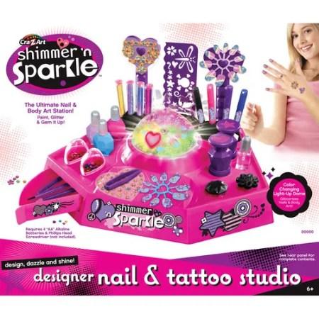 Cra Z Art Designer Nail Tattoo Studio