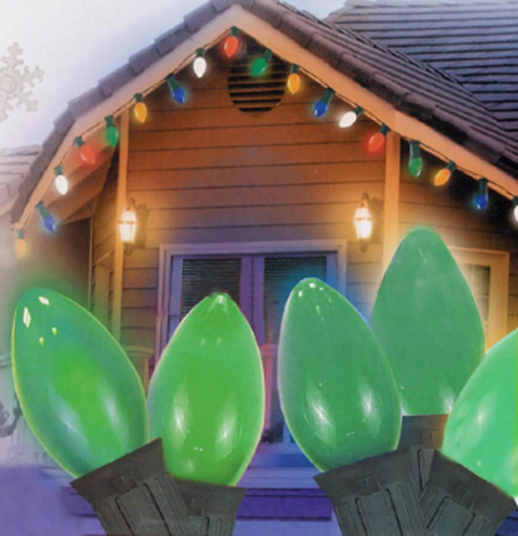 Led Christmas Lights Walmart
