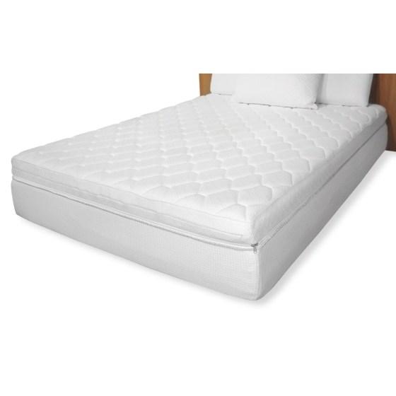 Purest 12 Reversible Pillow Top Memory Foam Mattress Multiple Sizes