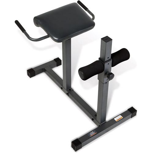 Roman Chair Hyperextension Bench Jd 3 1 Walmart Com