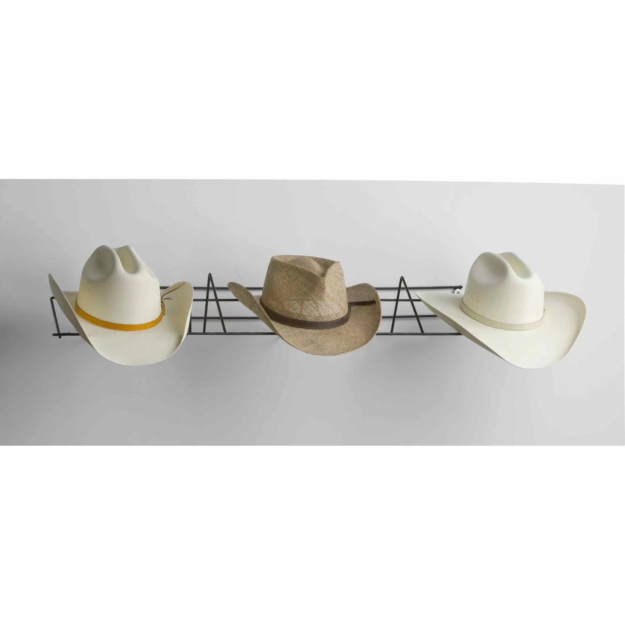 5906 rack em cowboy hat rack