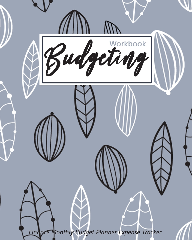 Budgeting Workbook Finance Monthly Weekly Budget Planner