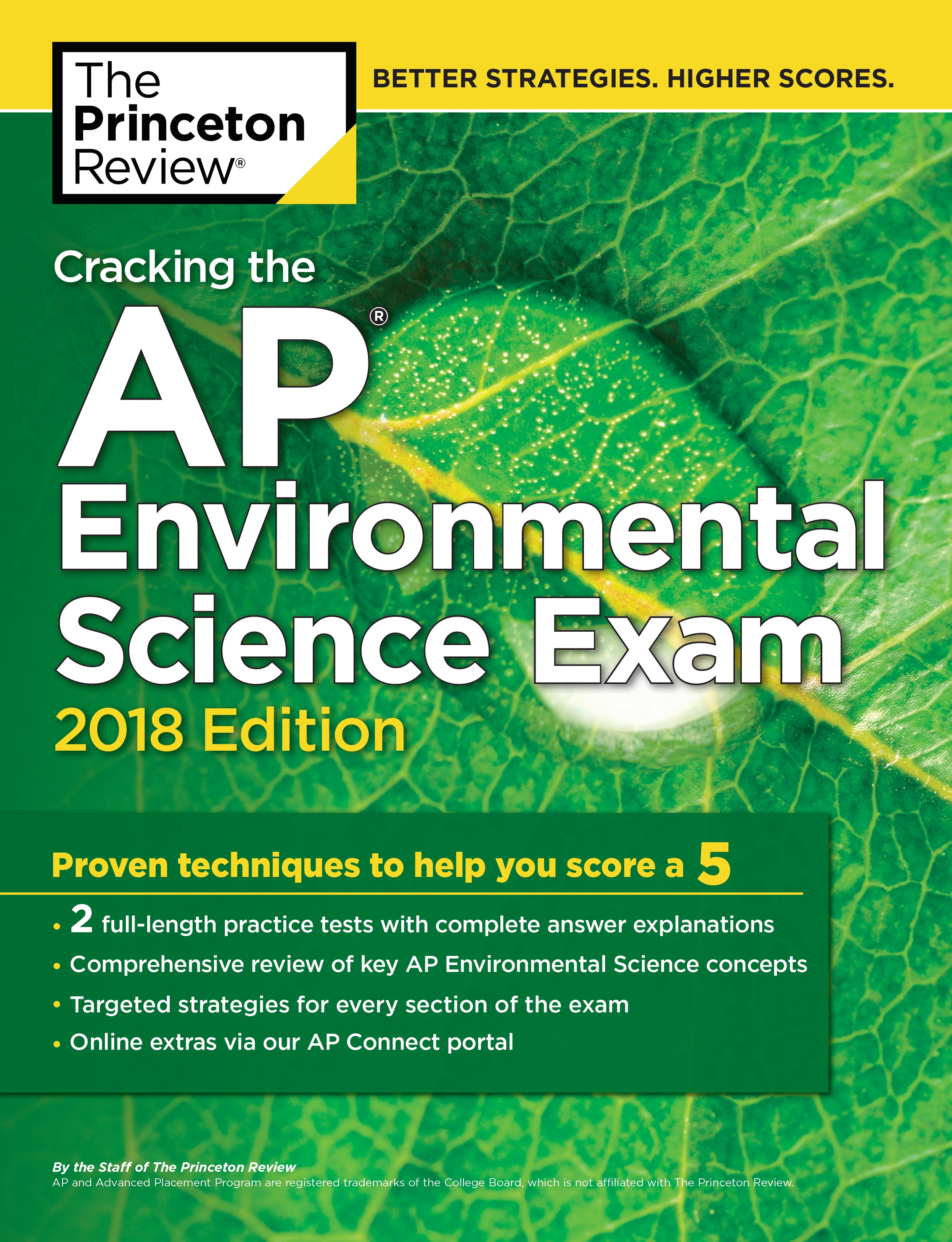Cracking The Ap Environmental Science Exam Edition