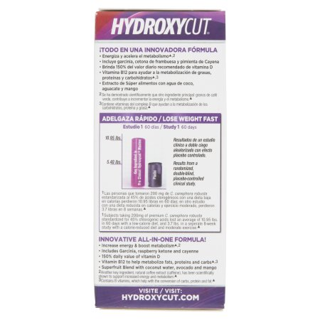 Hydroxycut Professional Medical Maximo Dietary Complement for Weight Loss Fast-Launch Capsules، 72 rely cdfa38f4 a37b 4a2d 869e 84b423627746 1