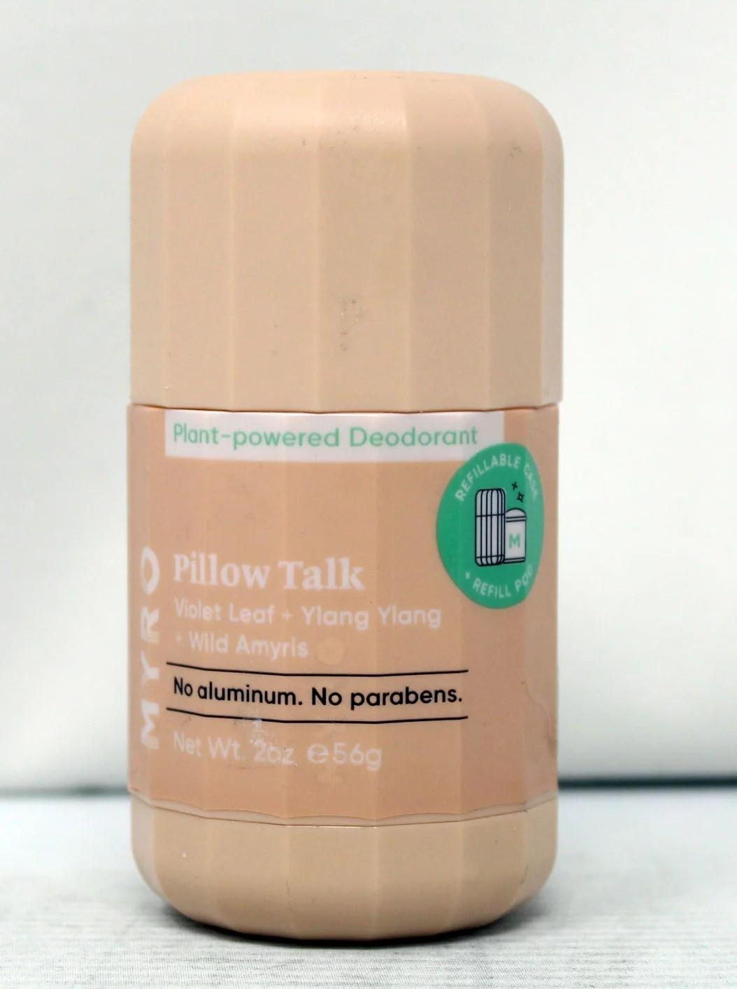 myro pillow talk violet leaf ylang ylang wild amyris plant powered deodorant walmart com