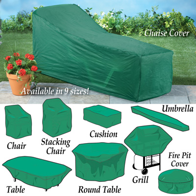 outdoor patio furniture stacking chair covers