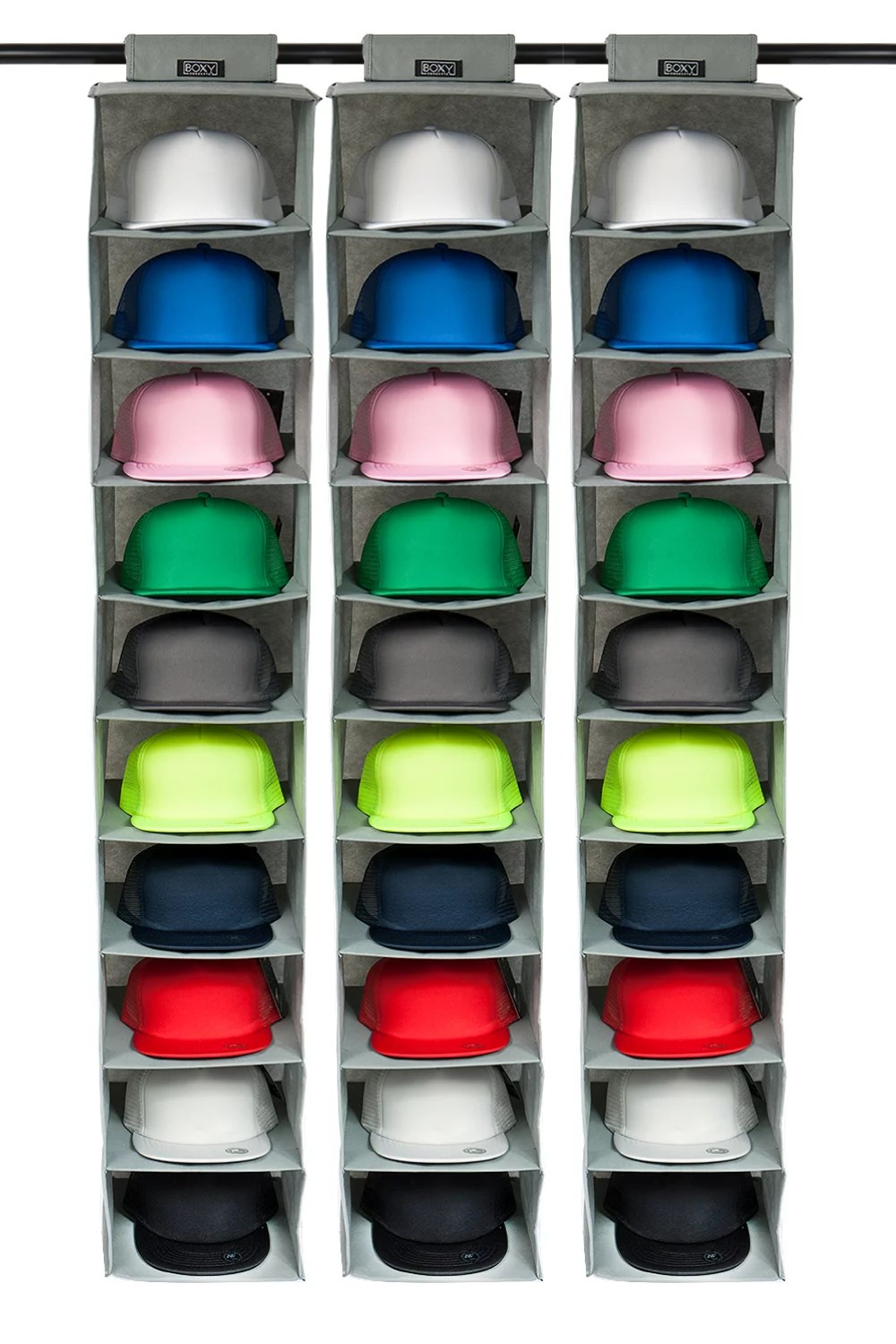 hat rack 10 shelf hanging closet hat organizer for hat storage protect your caps keep them in great condition easy hat holder baseball cap