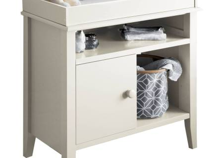 Lolly and Me Universal Changing Table, White