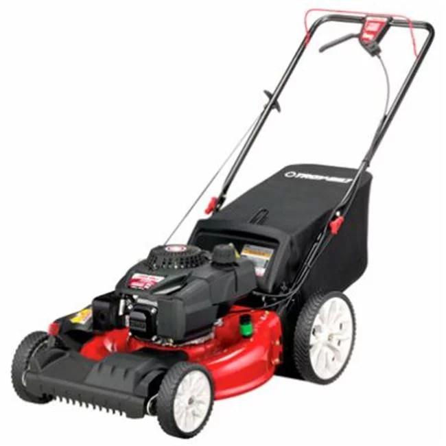 Mtd Products 248489 21 In 3 N 1 Self Propelled Lawn Mower Walmart Com Walmart Com