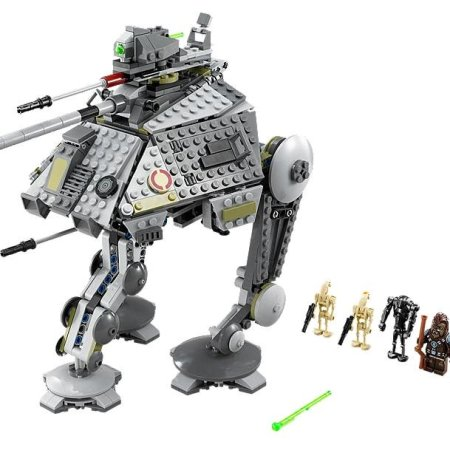 Lego Star Wars Revenge Of The Sith At Ap Playset W 5 Minifigures 75043