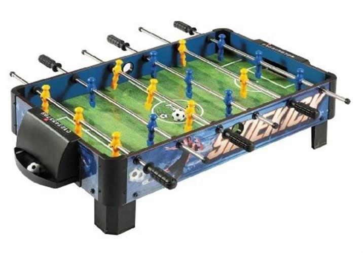 portable table top foosball game
