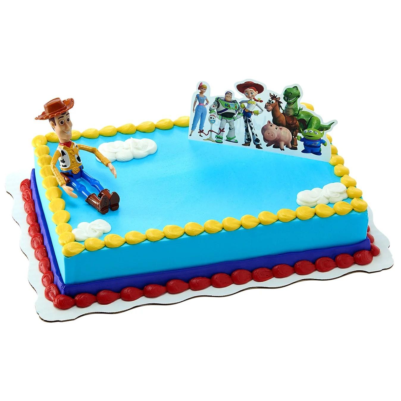 Toy Story 4 Kit Sheet Cake Walmart Com Walmart Com