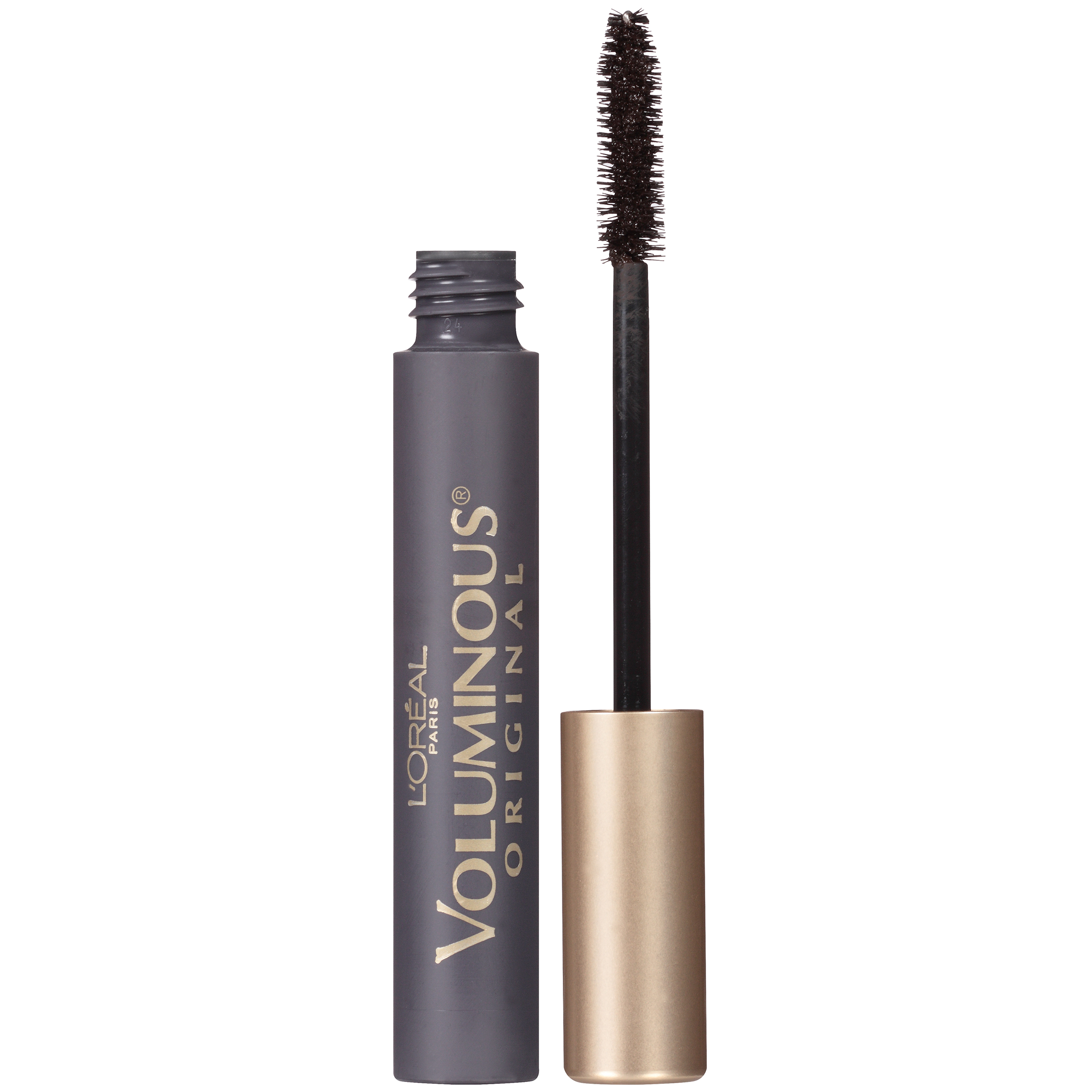 L'Oreal Paris Voluminous Original Washable Bold Eye Mascara, Black, 0.28 fl. oz.