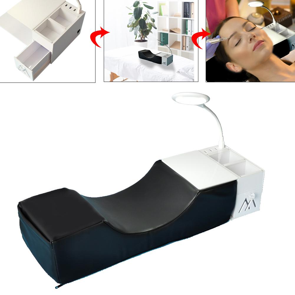 professional eyelash extension pillow provides great support comfort premium lash pillow