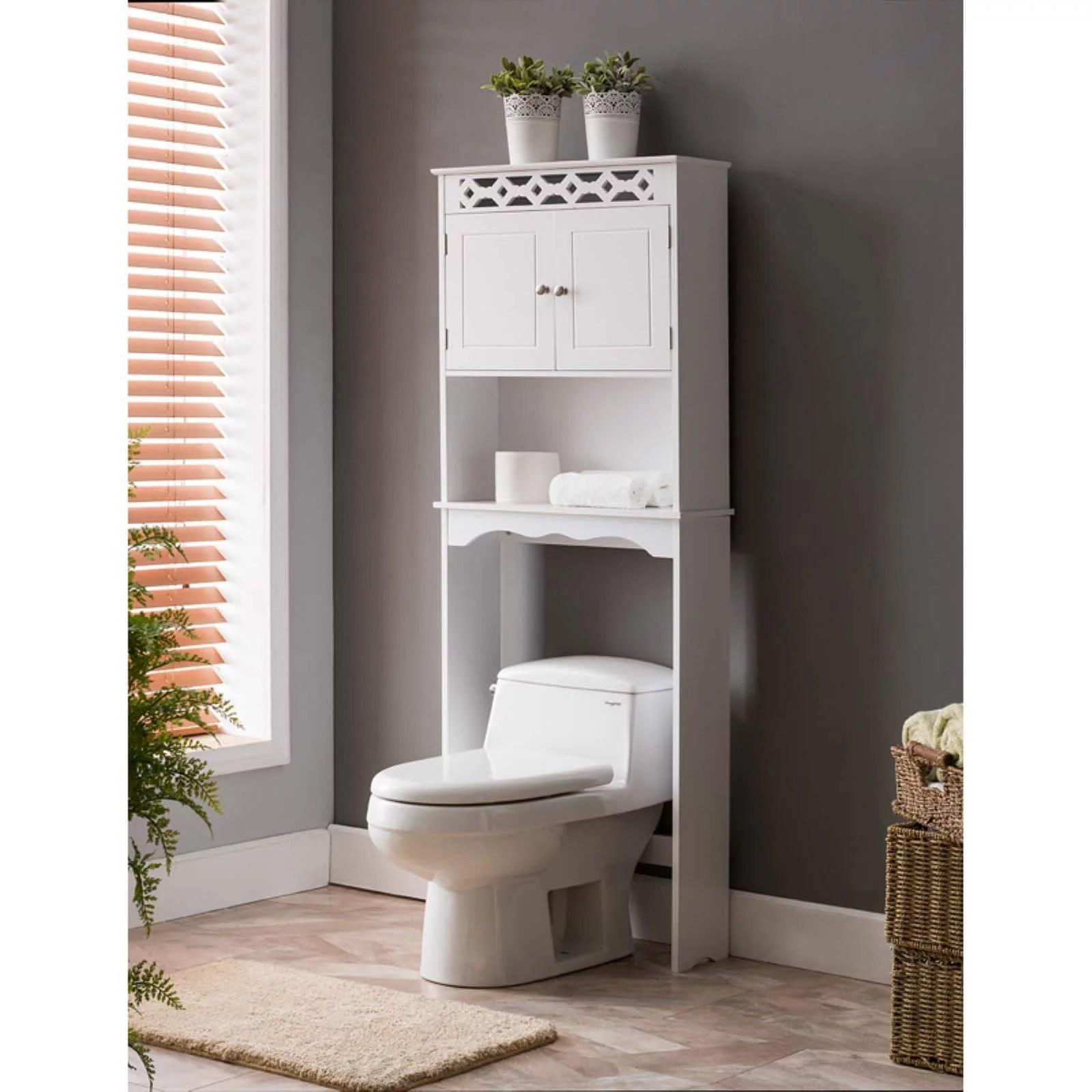 k b furniture bm1133 wood bathroom rack