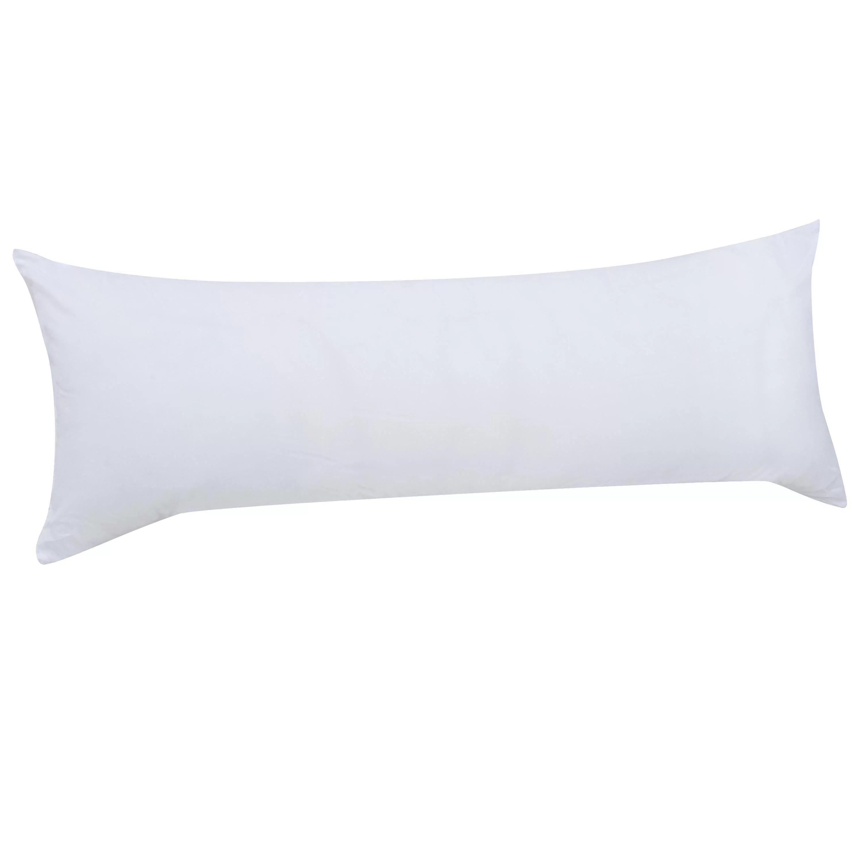 mainstays body pillow 20x54 inch