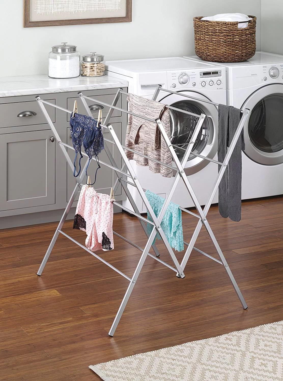 whitmor oversized drying rack