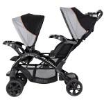 Baby Trend Sit N Stand Double Stroller Carbon Walmart Com Walmart Com