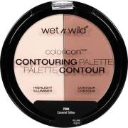 Wet n Wild Color Icon Contouring Palette Image 1 of 1