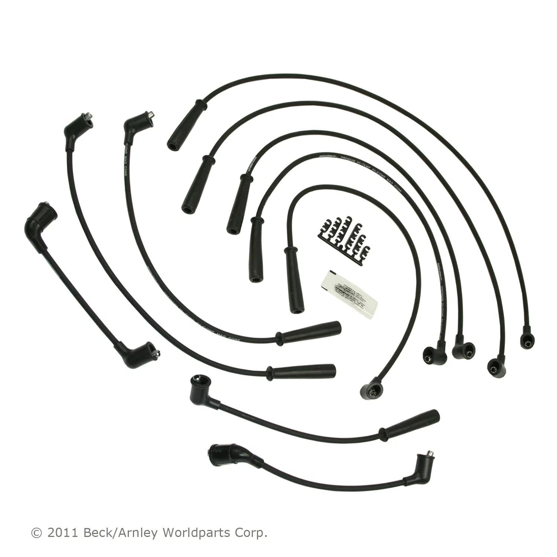 Beck Arnley 175 Premium Ignition Wire Set