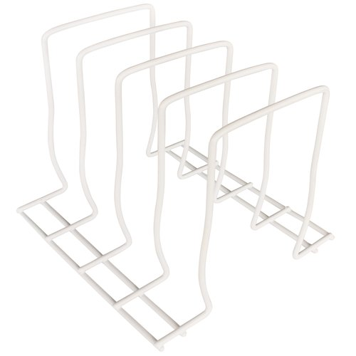 Mainstays Organizer Rack, White